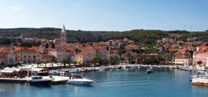 Wyspa Hvar w Chorwacji
