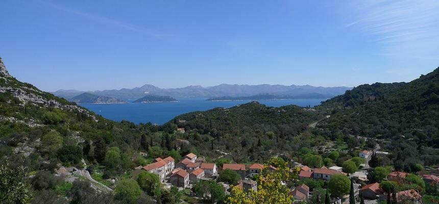 Chorwacka Wyspa Mljet