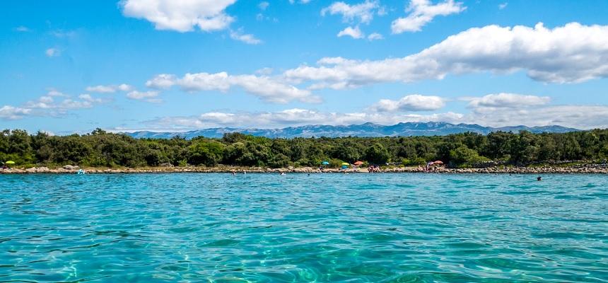 Wyspa Pag w Chorwacji