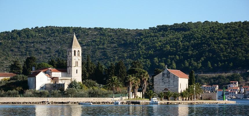 Chorwacka Wyspa Vis