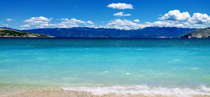 Słoneczna pogoda w Chorwacji
