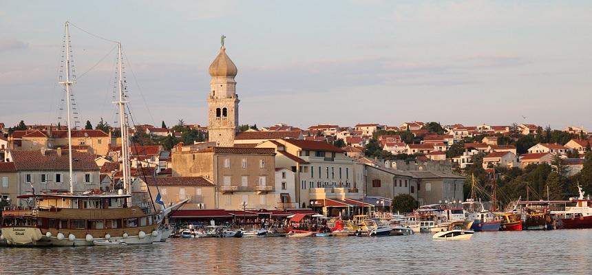 Wyspa Krk w Chorwacji