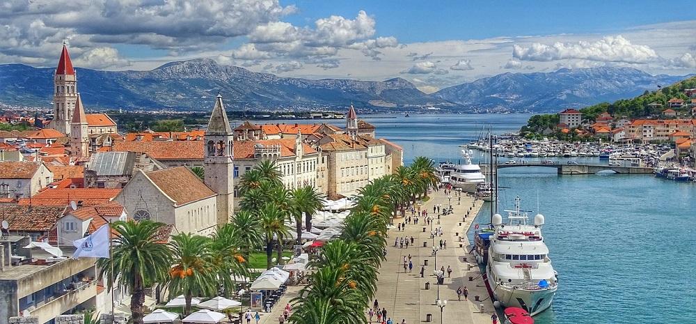 Zabytkowe miasto Trogir